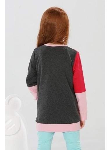 Lupiakids Hearts Bluz+Tayt Takım Renkli